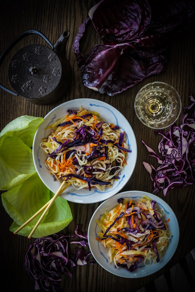 20-Minute Meals - Cabbage