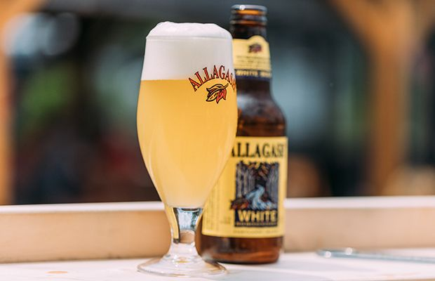 Low-Carb Beers: Allagash White