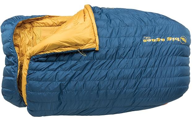 Camping Gear: Big Agnes King Solomon 15 Double Sleeping Bag