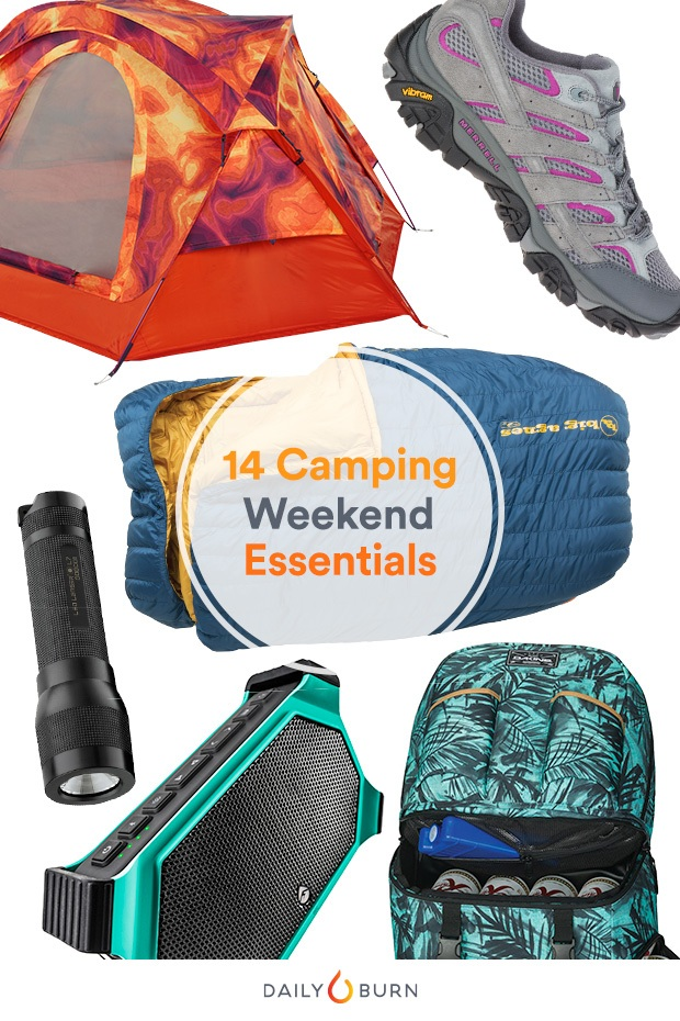 13 Must-Haves for a Perfect Camping Weekend