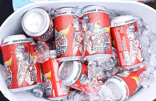 Low-Carb Beers: Coney Island Mermaid Pilsner