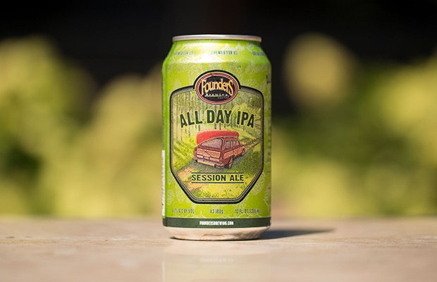 Low-Carb Beers: Founders All Day IPA