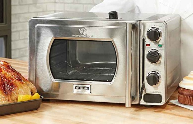 Save Time in the Kitchen with This Pressure Oven