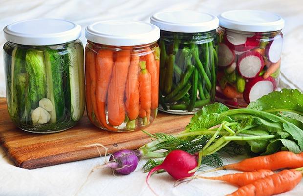 Pickled Vegetables Recipe: Quick Pickled Vegetable Variety