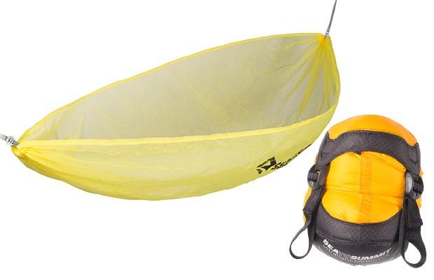 Camping Gear: Sea to Summit Ultralight Hammock