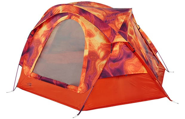 Camping Gear: The North Face Homestead Domey 3 Tent