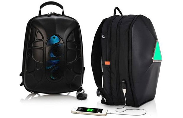 Best Backpacks: Trakk High Tech Backpacks