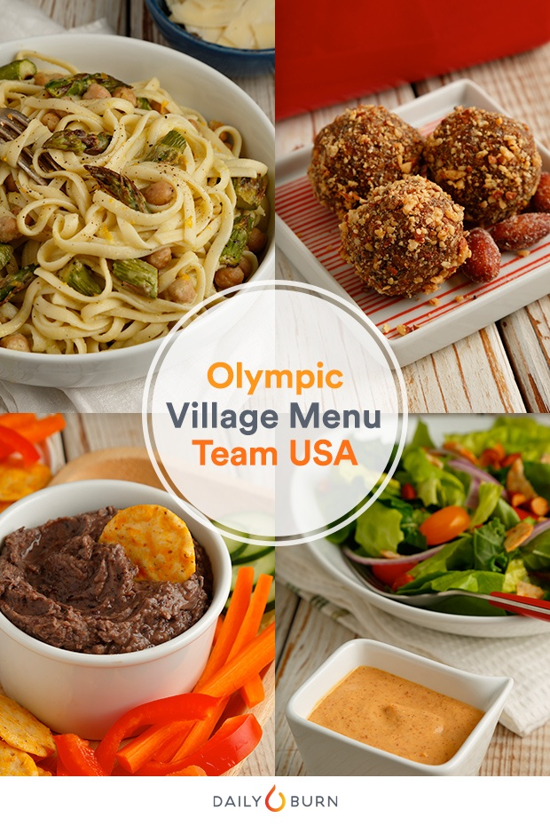 What It Takes to Feed 100 U.S. Olympians in PyeongChang